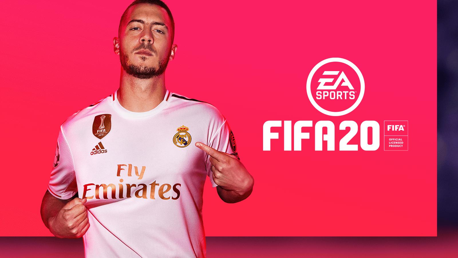FIFA 20 (GLOBAL/MULTILANGUAGE) + ПОДАРОК