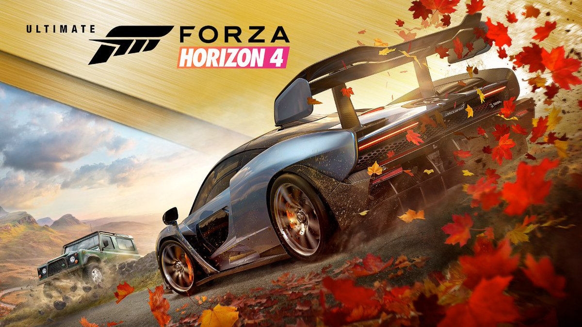 ✅ Forza Horizon 4: Ultimate XBOX ONE X|S / PC Ключ 🔑