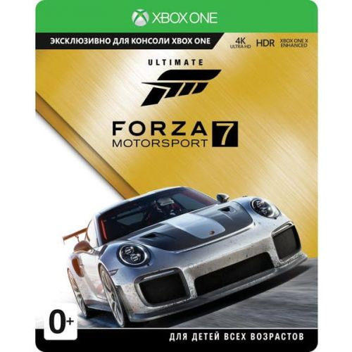 FORZA MOTORSPORT 7: ULTIMATE XBOX ONE