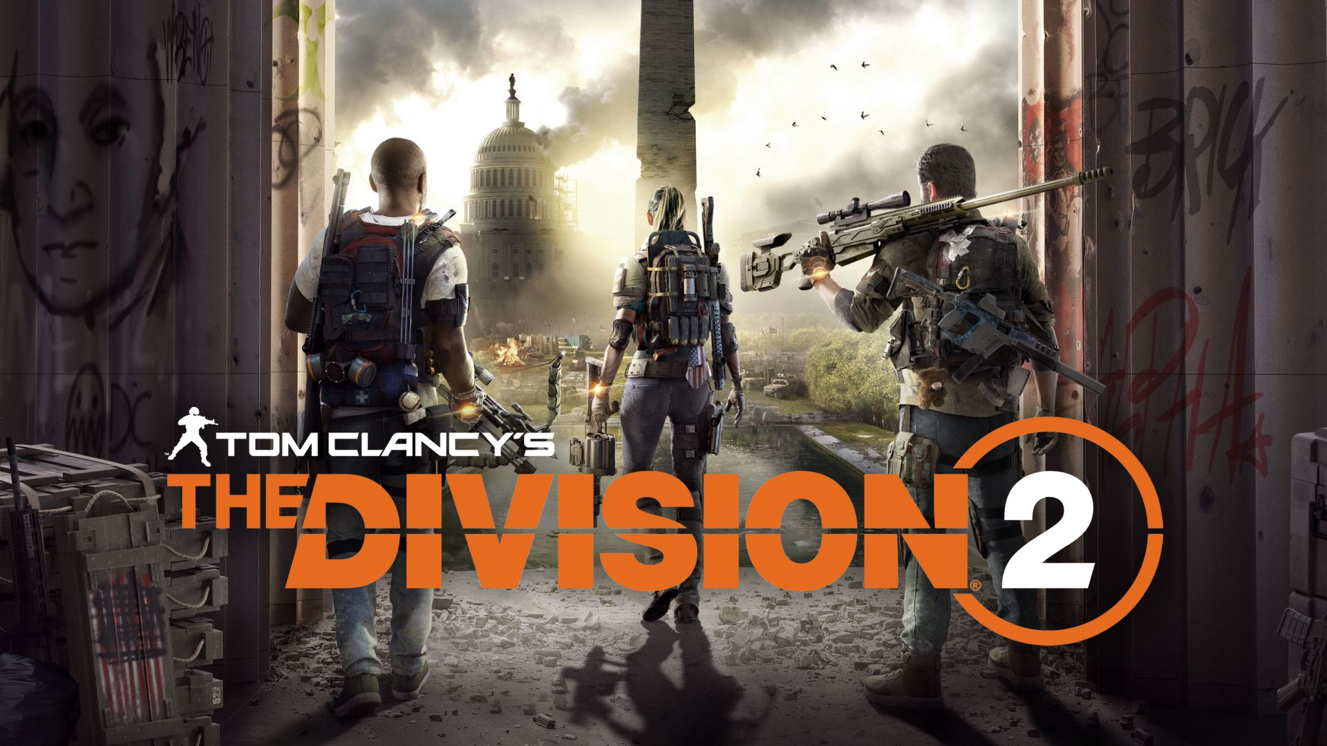 THE DIVISION 2 [RUS] + ГАРАНТИЯ